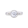 1.25 ct. Round Cut Solitaire Ring, D, VVS2 #3