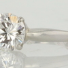 1.58 ct. Round Cut Bridal Set Ring #1