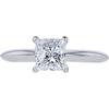 0.78 ct. Princess Cut Solitaire Tiffany & Co. Ring, E, VS1 #3