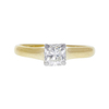 0.71 ct. Radiant Modified Cut Solitaire Tiffany & Co. Ring, I, VVS2 #3