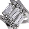Emerald Cut Ring, F-G, VS1-VS2 #1