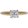0.77 ct. Radiant Cut Solitaire Ring, H, VS2 #3
