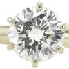 1.23 ct. Round Cut Bridal Set Ring, L, SI2 #4