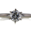 .92 ct. Round Cut Solitaire Ring #1