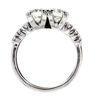 0.98 ct. Round Cut Solitaire Ring #3