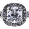 1.58 ct. Cushion Cut Loose Diamond, D, SI1 #1