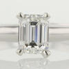 .97 ct. Emerald Cut Solitaire Ring #1