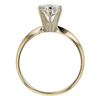 1.02 ct. Round Cut Solitaire Ring, K, SI1 #4