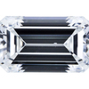 3.74 ct. Emerald Cut Solitaire Ring, E, VS2 #1