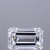 1.04 ct. Emerald Cut Bridal Set Ring, D, VS2 #1