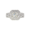 0.76 ct. Round Cut Solitaire Ring, L, VS1 #3