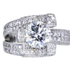 2.01 ct. Round Cut Solitaire Ring #1