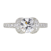 0.84 ct. Round Cut Solitaire Tiffany & Co. Ring, G, VS1 #2