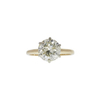 2.28 ct. Round Cut Solitaire Ring, M-Z, I2 #3