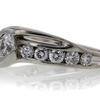 .81 ct. Pear Cut Central Cluster Ring #2