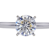 1.51 ct. Round Cut Solitaire Ring #1