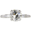 1.83 ct. 3 Stone Ring, L, SI2 #3