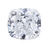 1.40 ct. Cushion Cut Bridal Set Ring #1