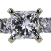 1.03 ct. Radiant Cut Solitaire Ring, I, VS2 #4