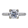 2.01 ct. Round Cut Solitaire Ring, I, SI1 #3