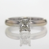 .91 ct. Radiant Cut Solitaire Ring #4