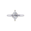 1.00 ct. Marquise Cut Solitaire Ring, G, SI1 #3