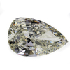 6.83 ct. Pear Cut Loose Diamond #3