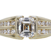 1.50 ct. Emerald Cut Solitaire Ring #1