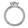 2.05 ct. Round Cut Solitaire Ring, J-K, I2-I3 #3