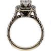 .95 ct. Round Cut Bridal Set Ring #1