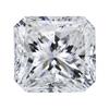 1.00 ct. Radiant Cut Bridal Set Ring #1