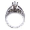 0.97 ct. Marquise Cut Bridal Set Ring, I, I1 #3