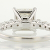 1.70 ct. Princess Cut Ring #2