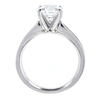 1.75 ct. Round Cut Bridal Set Ring, F, VS1 #2