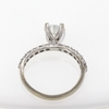 .85 ct. Round Cut Solitaire Ring #2