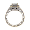 1.02 ct. Princess Cut Solitaire Ring #2
