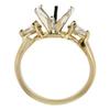 1.78 ct. Round Cut Bridal Set Ring, E, I2 #3