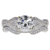 1.17 ct. Bridal Set Ring, K, SI1 #3