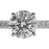 0.73 ct. Round Cut Solitaire Tiffany & Co. Ring, E, VS1 #4