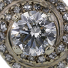 1.76 ct. Round Cut Central Cluster Ring #4