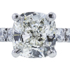 1.75 ct. Cushion Cut Solitaire Ring, J, VS1 #1