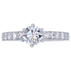 0.70 ct. Round Cut Solitaire Tiffany & Co. Ring, F, VS1 #1