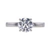 1.53 ct. Round Cut Solitaire Ring, E, VS2 #3