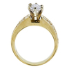 1.01 ct. Marquise Cut Solitaire Ring, D, SI1 #3