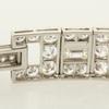 Baguette Cut Link Bracelet #2