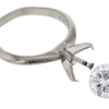 2.03 ct. Round Cut Solitaire Ring #4