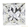 2.06 ct. Princess Cut Loose Diamond, K, VS1 #1