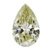 2.50 ct. Pear Cut Solitaire Ring #1