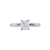 1.01 ct. Cushion Cut Solitaire Ring, I, SI1 #3