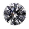 1.09 ct. Round Cut 3 Stone Ring, E, VVS1 #2